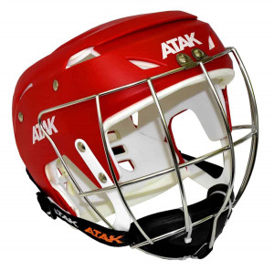 Hurling helmets